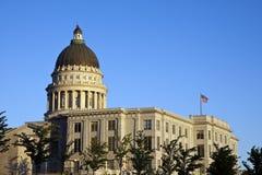 Capitolio del estado de Utah fotos de archivo libres de regalías