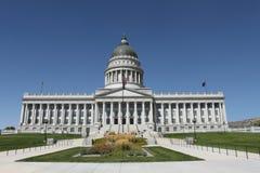 Capitolio del estado de Utah Fotografía de archivo