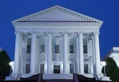 Capitolio del estado de Virginia Foto de archivo