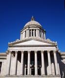 Capitolio del estado de Washington. Color Fotos de archivo libres de regalías