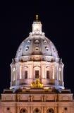 Capitolio del estado del manganeso Fotos de archivo libres de regalías