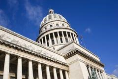 Capitolio em Havana, Cuba Fotos de Stock
