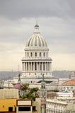 Capitolio en La Habana Cuba Imágenes de archivo libres de regalías