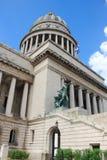 Capitolio en La Habana, Cuba. Imagen de archivo
