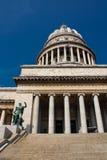 Capitolio en La Havana. Cuba Royalty Free Stock Images