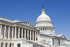 Capitolio en Washington Imágenes de archivo libres de regalías
