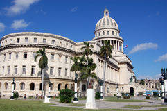 capitolio Куба havana Стоковые Изображения