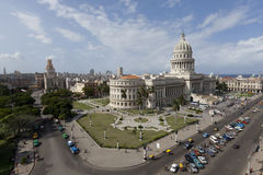 capitolio Havana Obraz Royalty Free