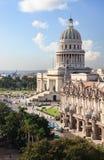 Capitolio in Havana. Royalty Free Stock Image