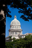 Capitolio, Havana, Cuba Stock Foto's