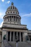 Capitolio in la havana Stock Photos