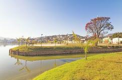 Capitolio Minas Gerais, Brasilien royaltyfria bilder