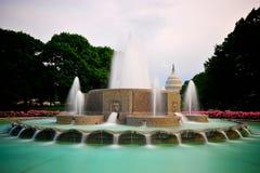 Capitolio nacional en Washington DC Fotografía de archivo libre de regalías