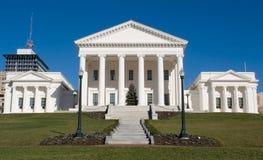 Capitolio y ayuntamiento del estado Foto de archivo