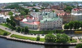 capitolstadscroatia panorama zagreb Fotografering för Bildbyråer