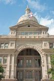 capitoltillstånd texas Arkivbild