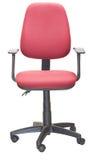 capitonnage normal de sujet de bureau de cuir de meubles de fauteuil Image libre de droits