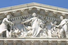 Capitool Stock Afbeelding