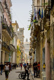 Capitool, Havana Royalty-vrije Stock Foto's