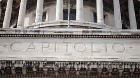 Capitool in Havana stock video