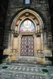 The Capitular Church of Saint Peter & Paul, Prague Stock Images