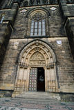 The Capitular Church of Saint Peter & Paul, Prague Royalty Free Stock Photography