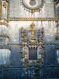 Capitulo fönster Arkivbild
