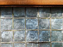 Capiz Mother of Pearl Window Surface Detail Stock Image
