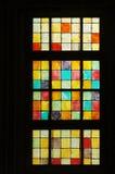 Capiz window. Picture of an old Capiz window Royalty Free Stock Image
