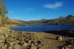 Caples湖,加利福尼亚 免版税库存图片