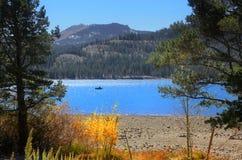 Caples jezioro Zdjęcie Royalty Free