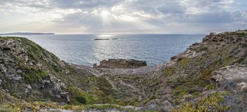 Capo Altano photographie stock