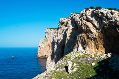 Capo Caccia Royalty Free Stock Photo