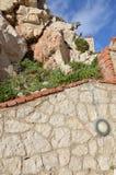 Capo Caccia dichtbij Alghero, Sardinige, Italië Stock Afbeelding
