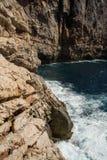 Capo Caccia Sardaigne photo stock
