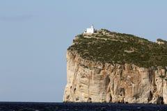 Capo Caccia, Sardegna Fotografia Stock
