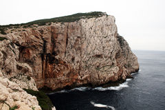 Capo caccia Royalty Free Stock Photography