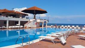 Capo Calava, Sicily, Italy. SEPT 5, 2016: Capo Calava is popular recreational tourist center royalty free stock image