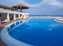 Capo Calava, Sicily, Italy. SEPT 5, 2016: Capo Calava is popular recreational tourist center royalty free stock photo