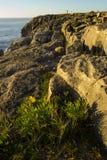 Capo Carvoeiro Peniche Portogallo fotografia stock libera da diritti