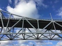 Capo Cod del ponte di Sagamore Immagine Stock