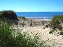 Capo Cod, spiaggia 04 Immagini Stock Libere da Diritti