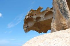 Capo d'Orso, Sardinien Lizenzfreie Stockbilder