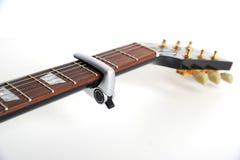 Capo da guitarra Imagem de Stock Royalty Free