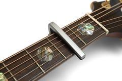 Capo de guitare photos stock