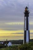 Capo Henry Lighthouse Fotografia Stock Libera da Diritti