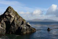 Capo Horn - il punto più a sud dell'arcipelago di Tierra del Fuego fotografia stock
