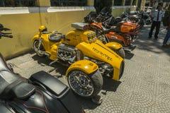 Capo Hoss 501 ci del motocycle Immagine Stock Libera da Diritti