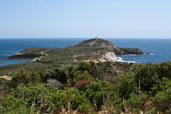 Capo Malfatano, Sardinia, Itália Imagens de Stock Royalty Free