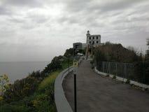 Capo Miseno di Faro fotografie stock libere da diritti